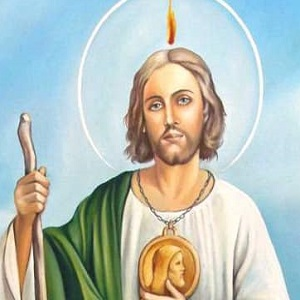 oracion a san judas tadeo para que regrese